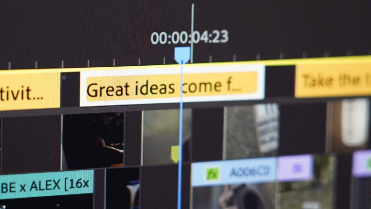 Adobe Creative Cloud gets new video and audio features across multiple apps