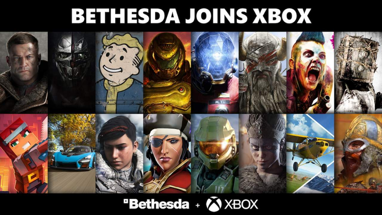Microsoft drops ominous hints about Bethesda games being Xbox and PC exclusives
