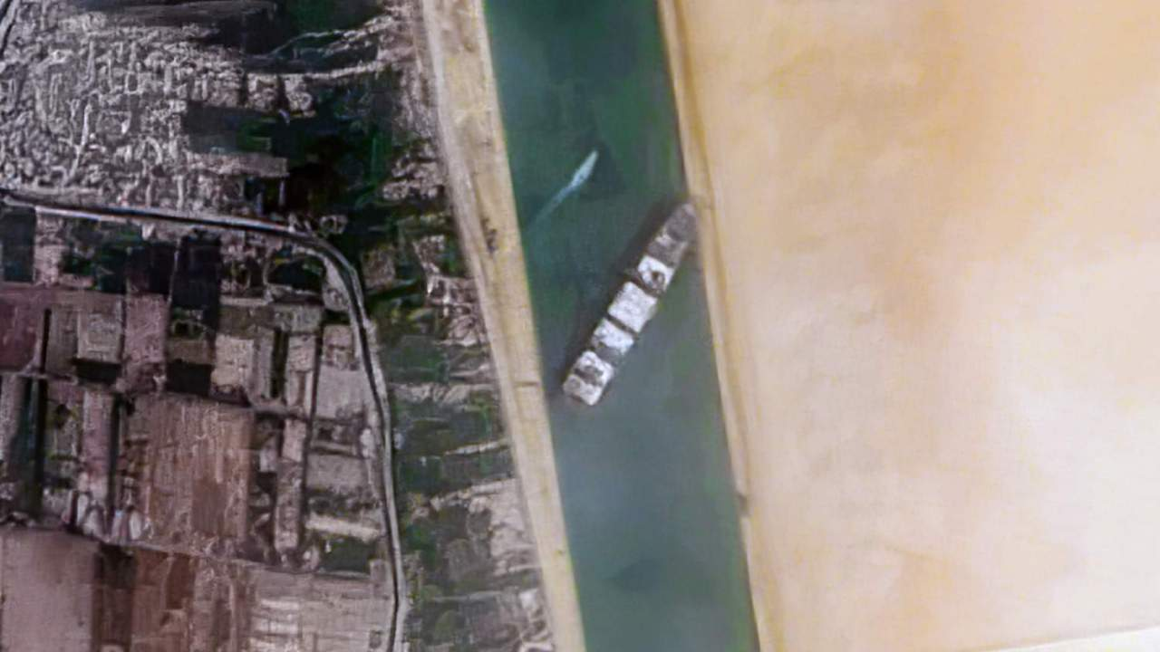Stuck ship Ever Given refloated as Suez Canal block end in sight