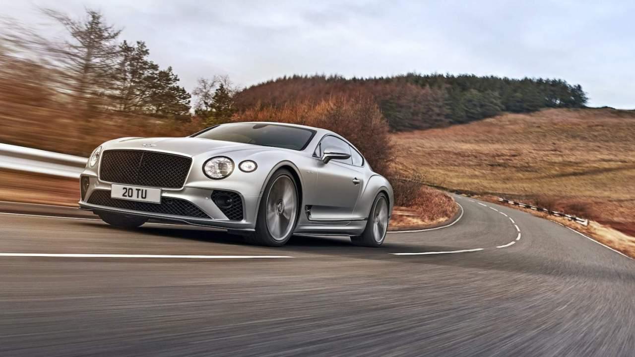 2022 Bentley Continental GT Speed Gallery
