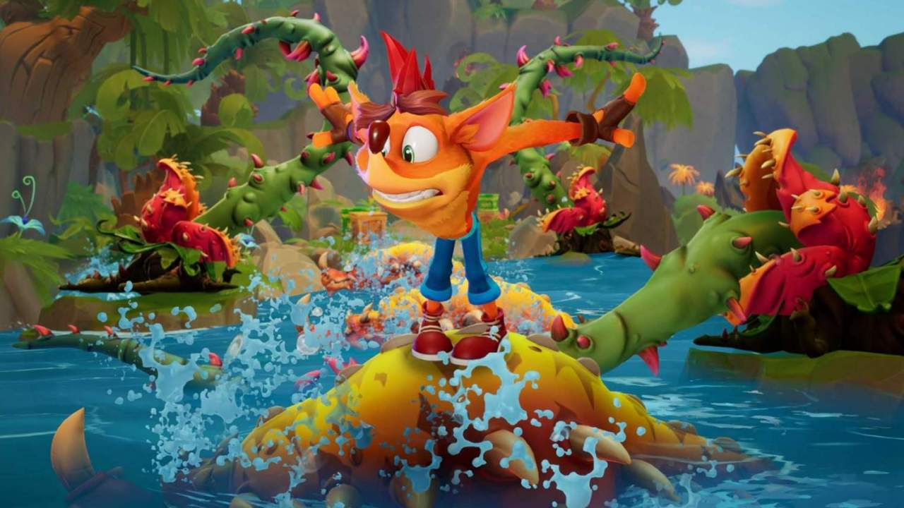 Crash Bandicoot 4 now live on Xbox Series X, PS5, Switch as PC release date is revealed