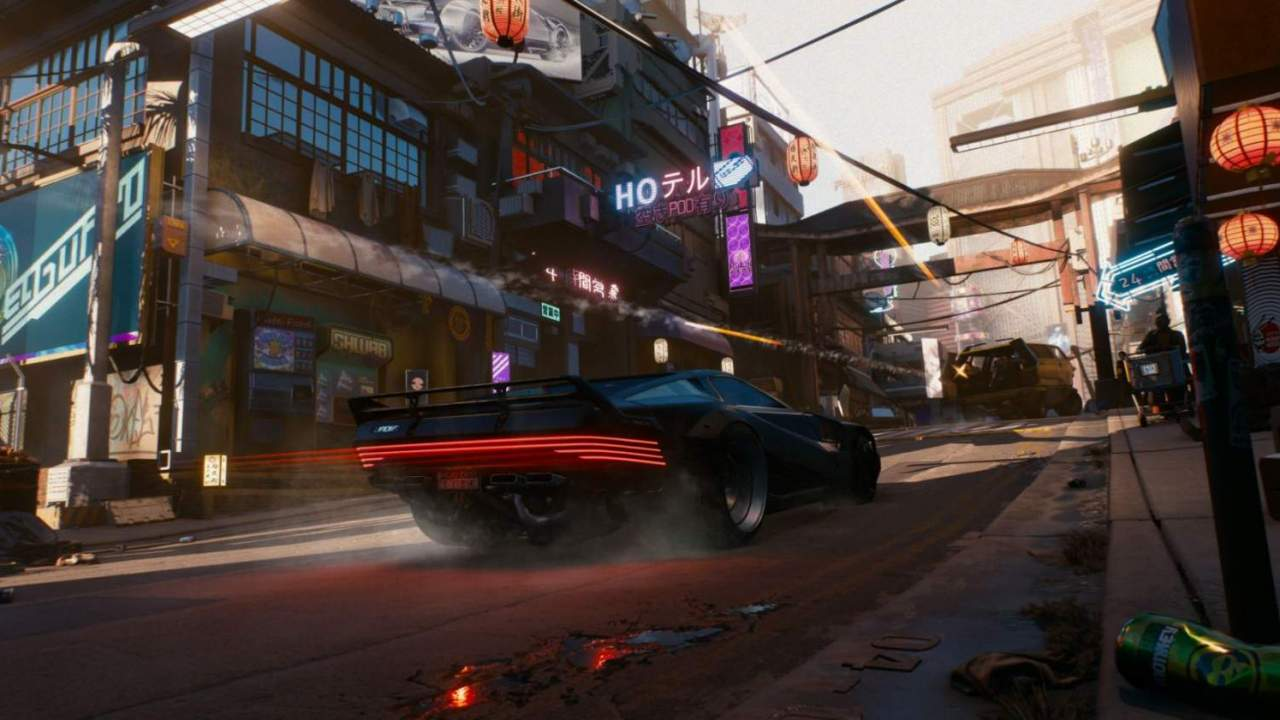 Here are four major fixes in Cyberpunk 2077's incoming version 1.2 update