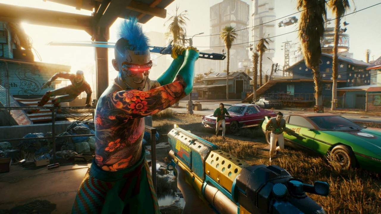 Cyberpunk 2077 update 1.2 patch notes are here and they're huge
