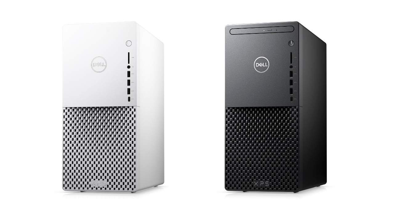 Dell XPS Desktop, Alienware Aurora R12 pick up Intel 11th-gen Core CPUs
