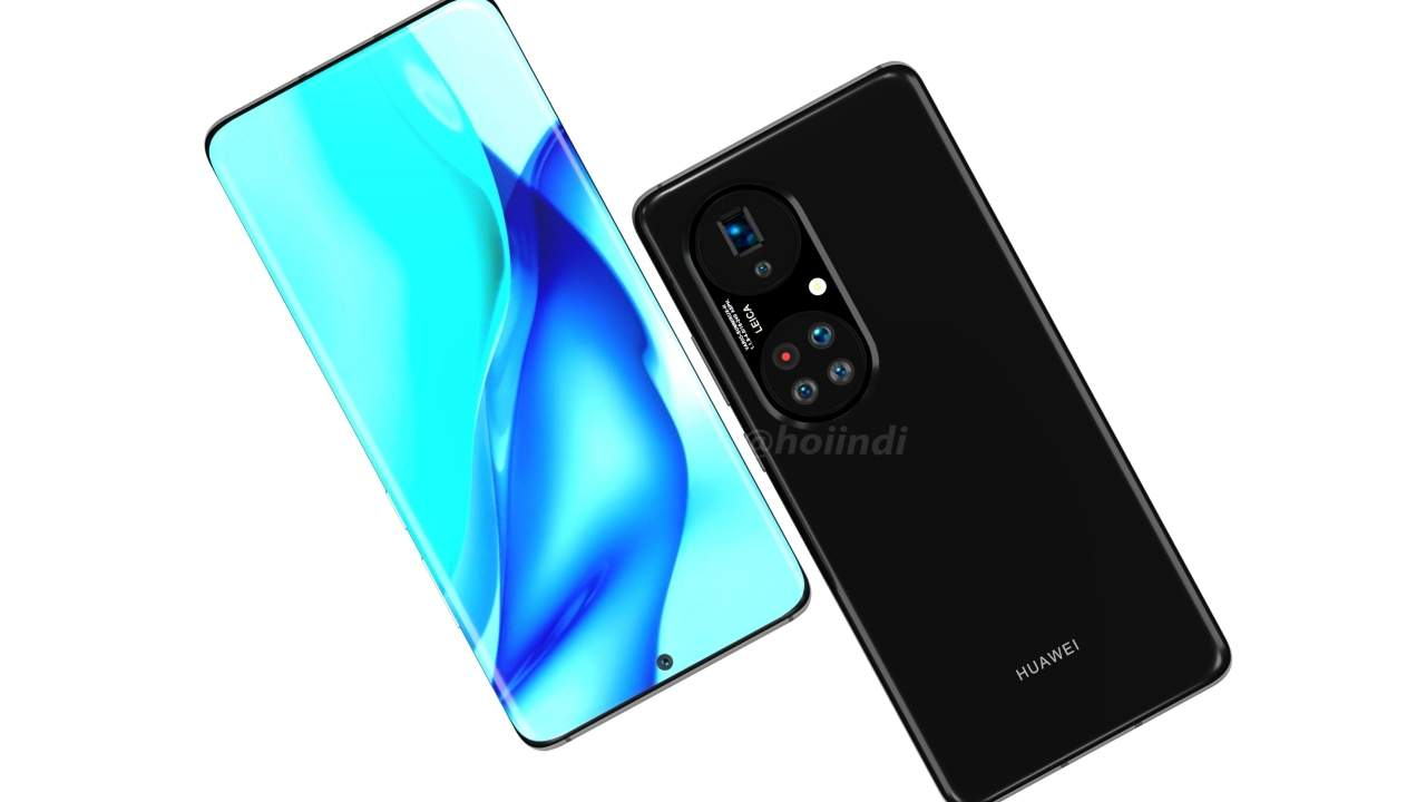 Huawei P50 Pro+ leak reveals how cameras will look
