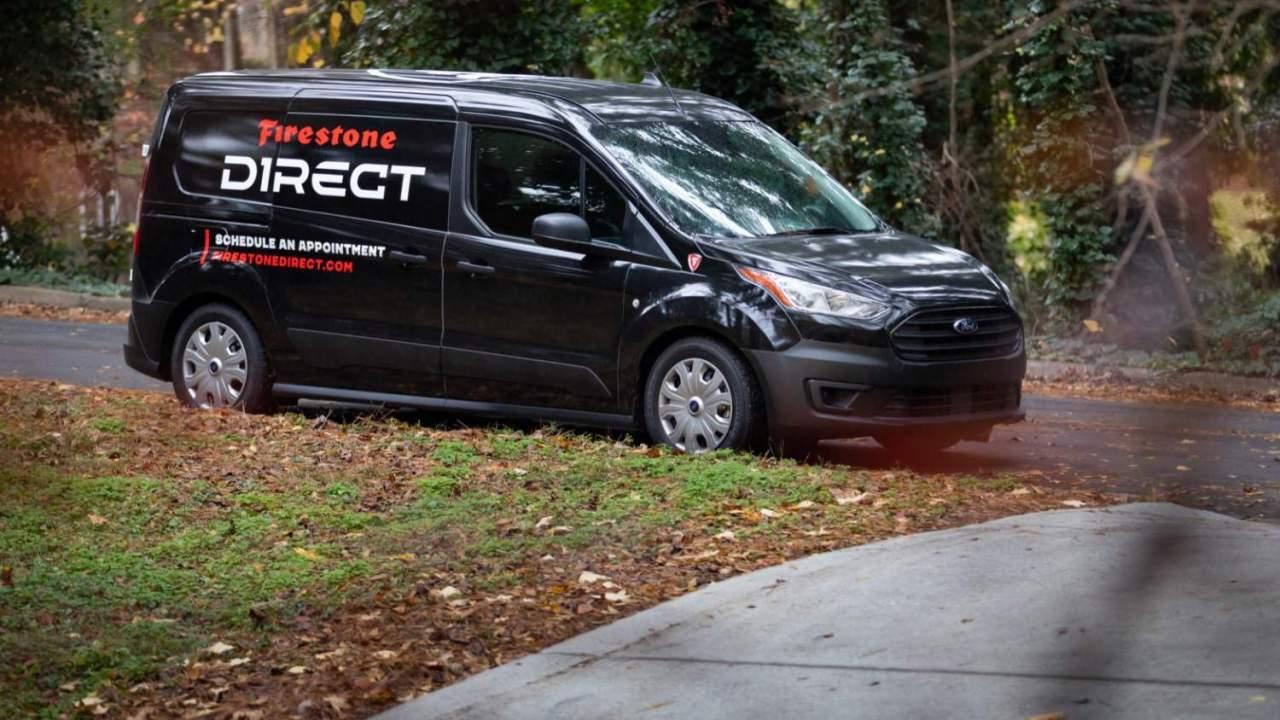 Bridgestone's new Firestone Direct is like WFH for vehicle maintenance