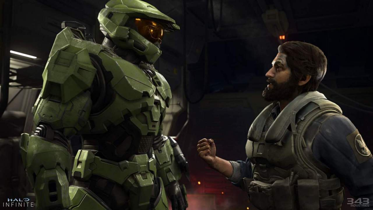 Halo Infinite's release may just have been revealed by an unexpected source