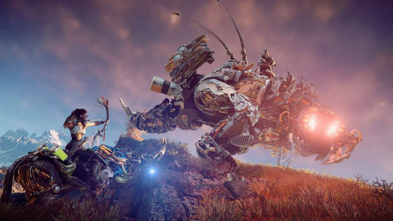 PlayStation Play at Home serves up game freebies led by Horizon Zero Dawn