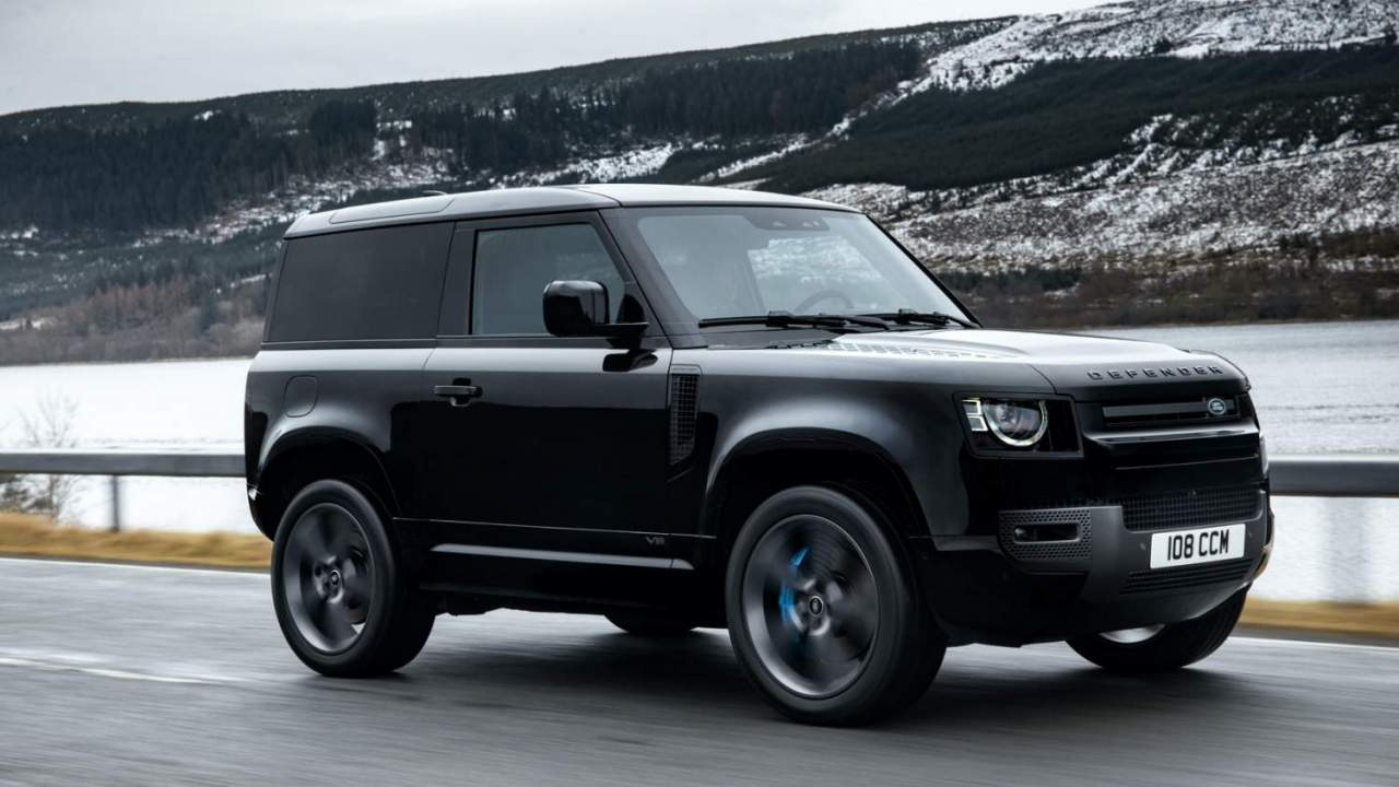 A longer Land Rover Defender called the 130 is coming