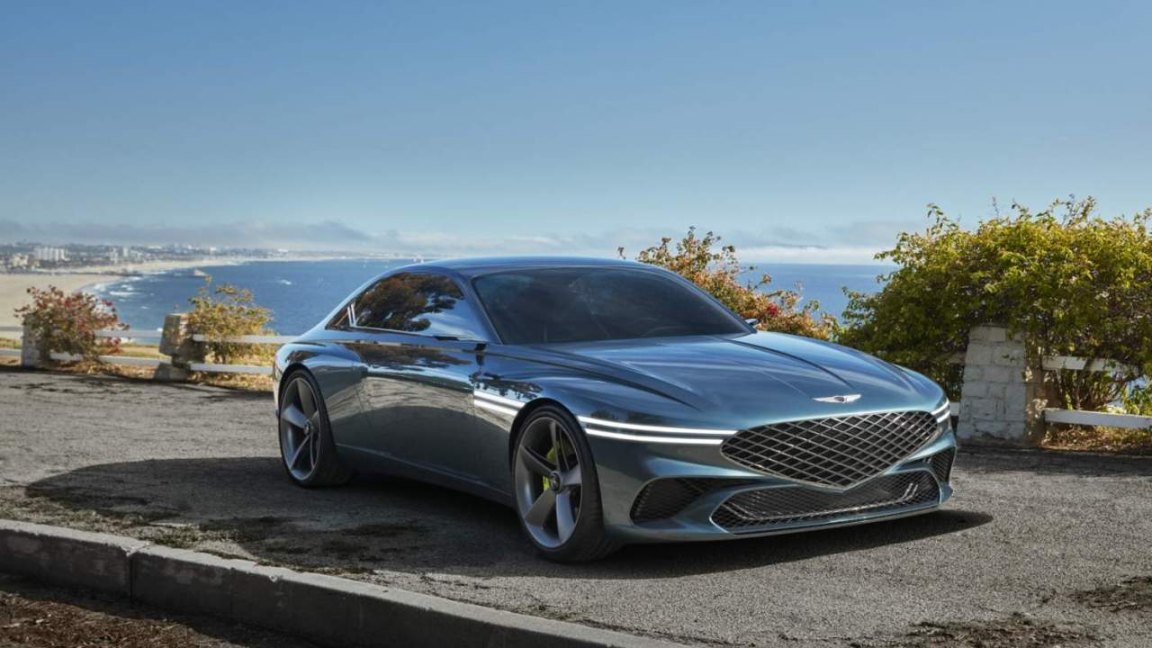 Genesis X Concept is a luxury GT EV taking design to the next level