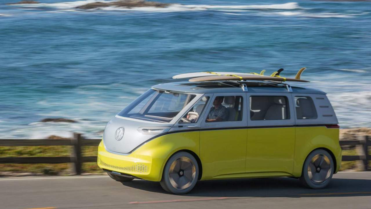 VW just dropped the ID. Buzz Microbus EV release details we've been waiting for