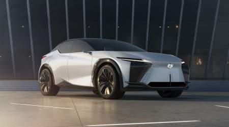 Lexus LF-Z Electrified Concept Gallery