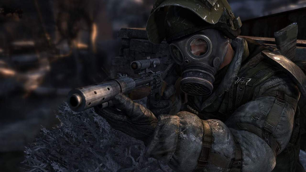 Metro 2033 is free to keep on Steam, but not for long