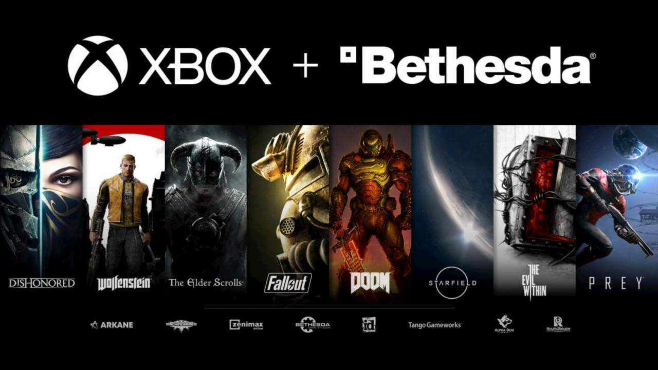 Microsoft Bethesda buyout given thumbs up from EU