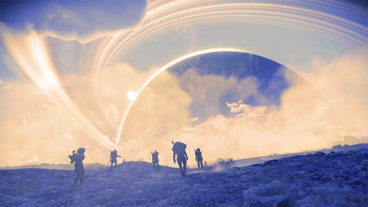 No Man's Sky Expeditions update introduces a new way to play, cuts the grind