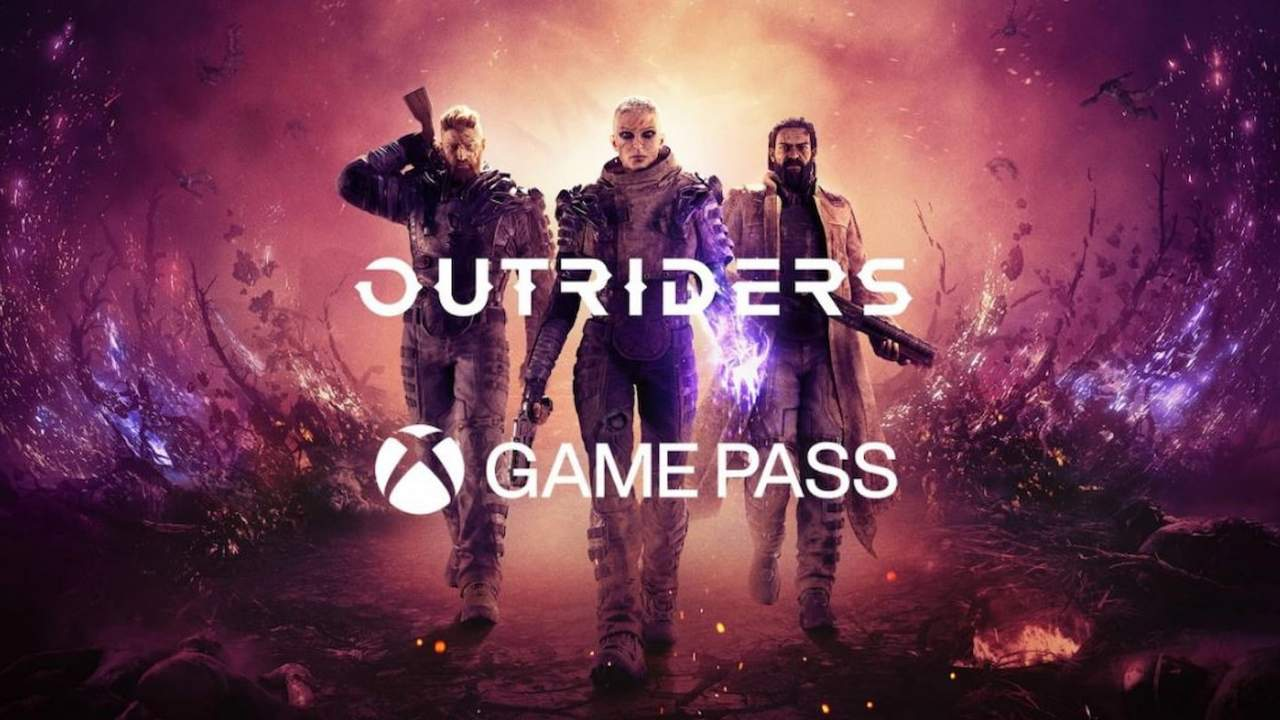 Outriders is getting a surprise release on Xbox Game Pass
