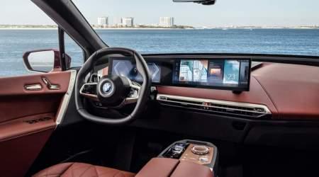 BMW iDrive 8 Gallery