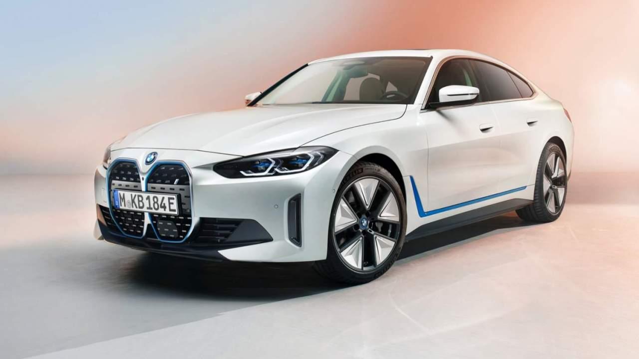 2022 BMW i4 Gallery