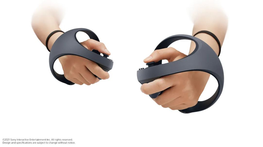 Next-gen PlayStation VR controllers revealed with DualSense features