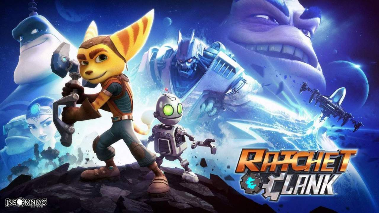 Ratchet & Clank (2016) gets a great PS5 upgrade ahead of Rift Apart
