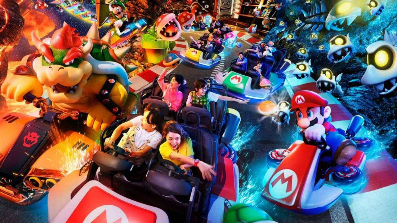 Super Nintendo World Orlando opening reportedly delayed