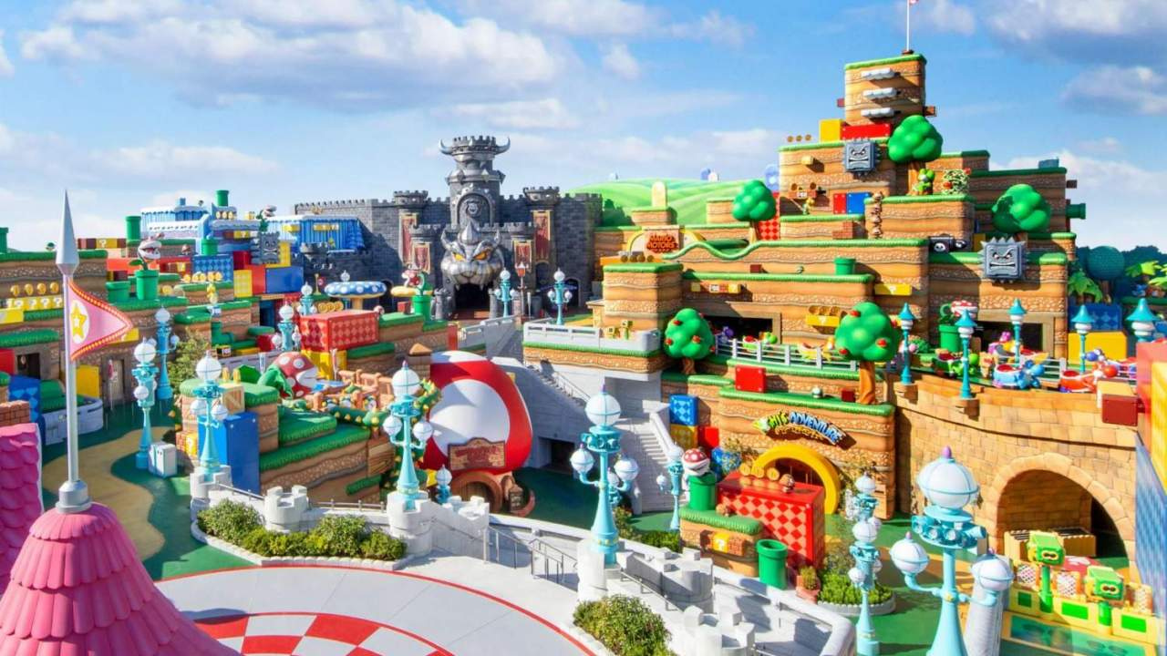 Super Nintendo World finally has an opening date after COVID delays