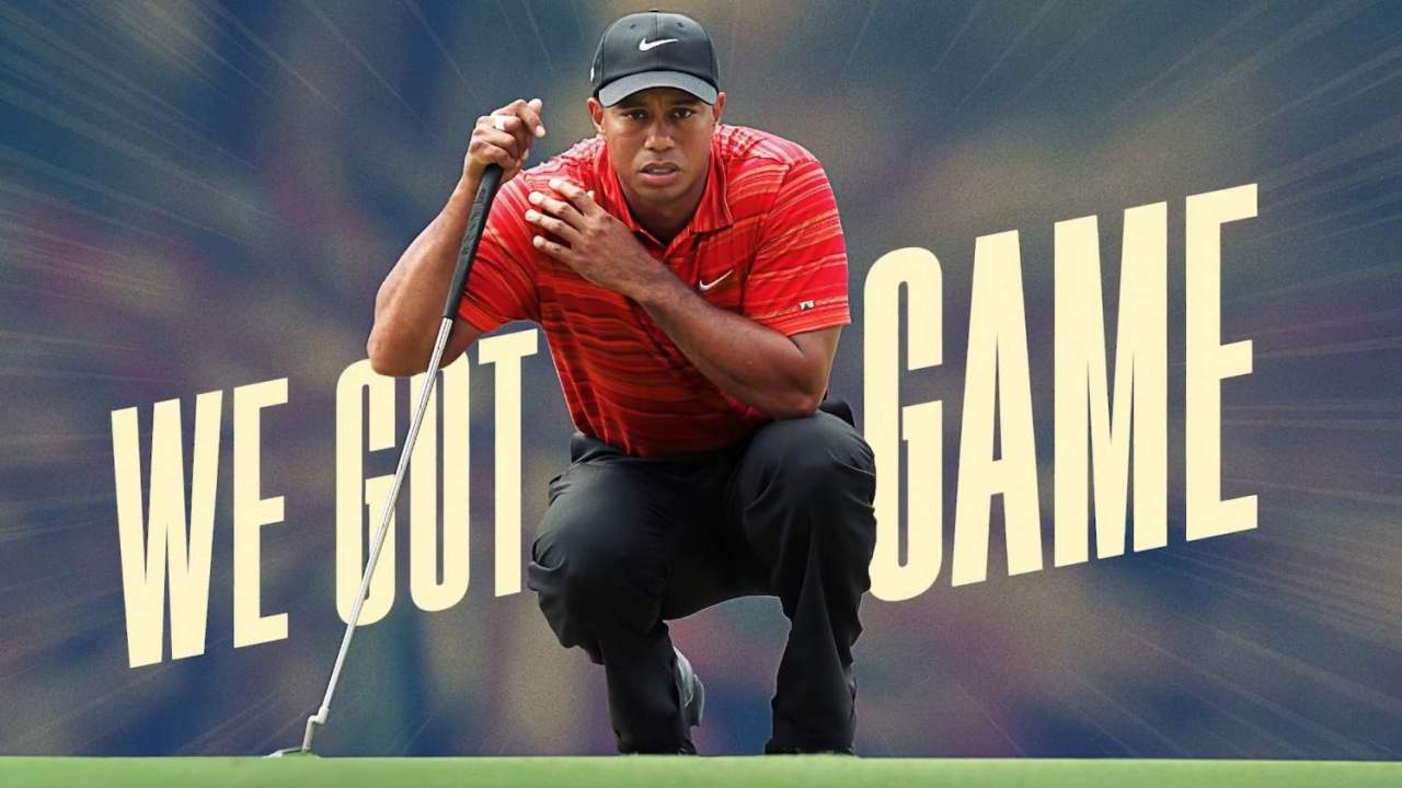 Tiger Woods is coming back to games after striking deal with 2K