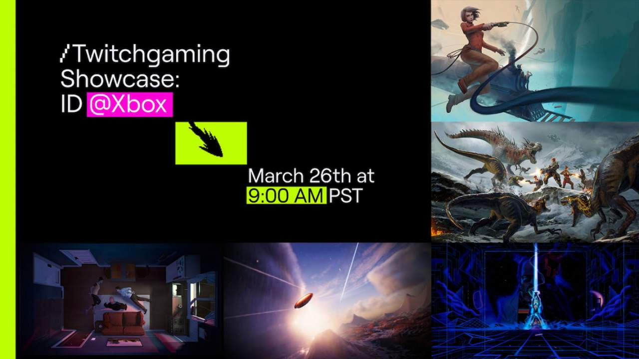 Twitch Xbox indie gaming event tips big potential