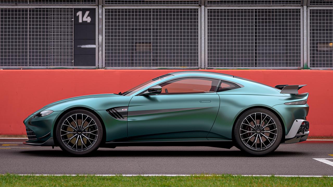 2021 Aston Martin Vantage F1 Edition Commemorates Return To Formula 1 Racing Slashgear