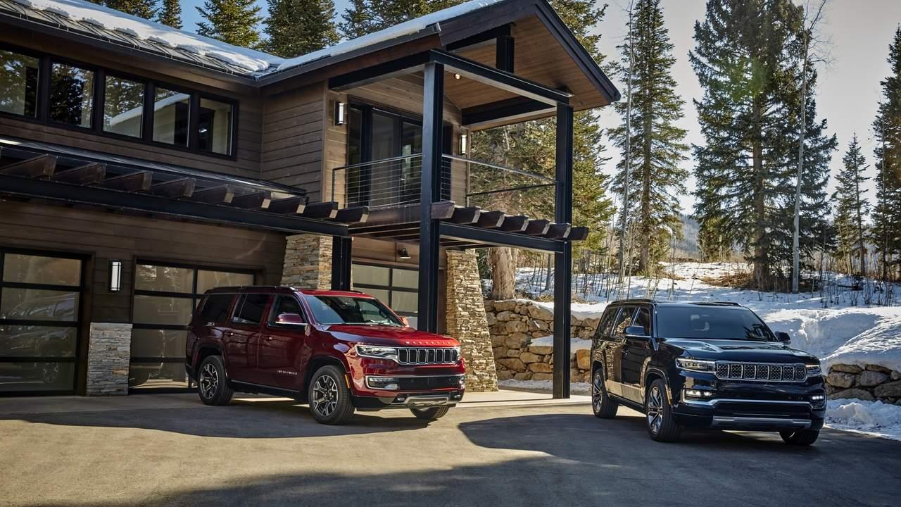 2022 Jeep Wagoneer and Grand Wagoneer: The Pinnacle of American Luxury SUVs