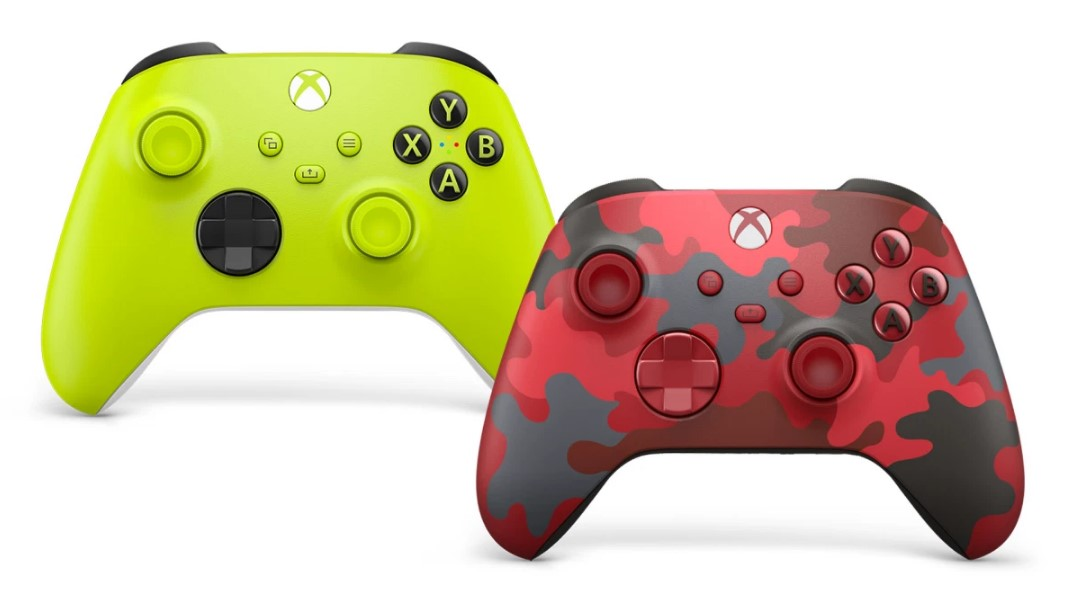 Microsoft's new Xbox Wireless Controllers are eye-catching in all the best ways