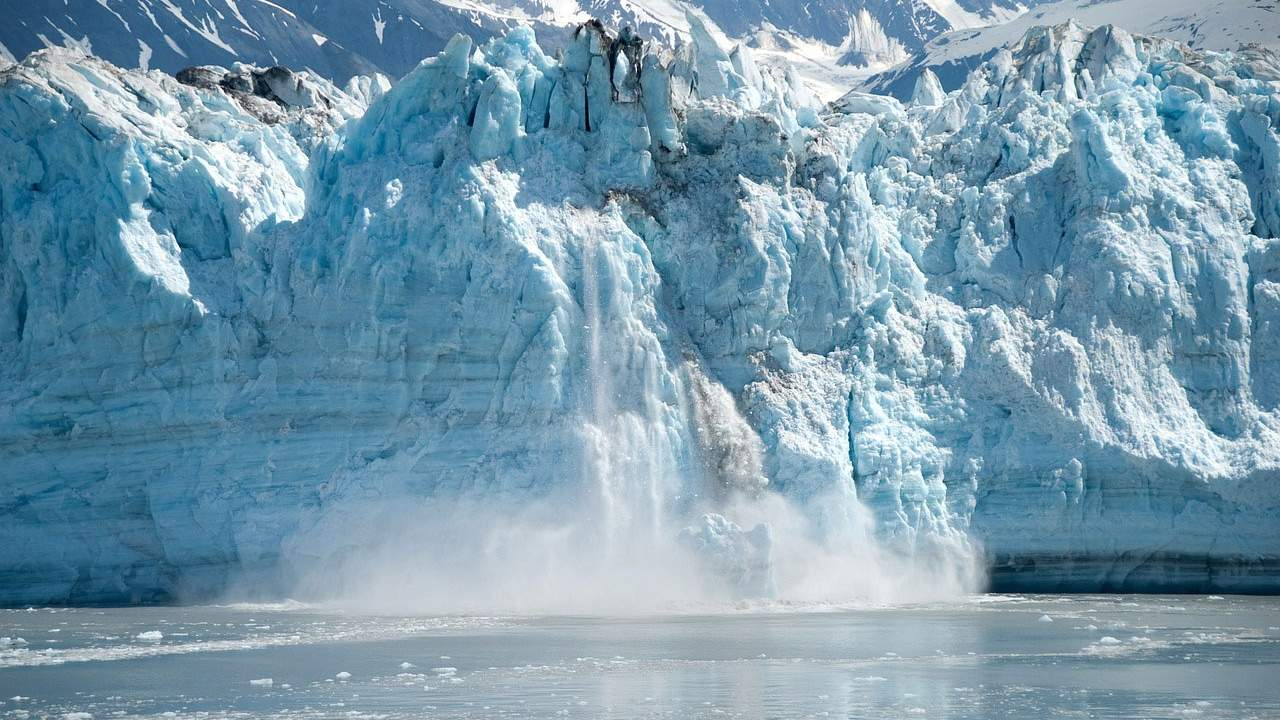 Researchers think melting glaciers contributed to the massive Alaskan earthquake in 1958