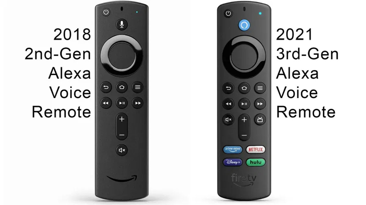 New Alexa Voice Remote adds more buttons