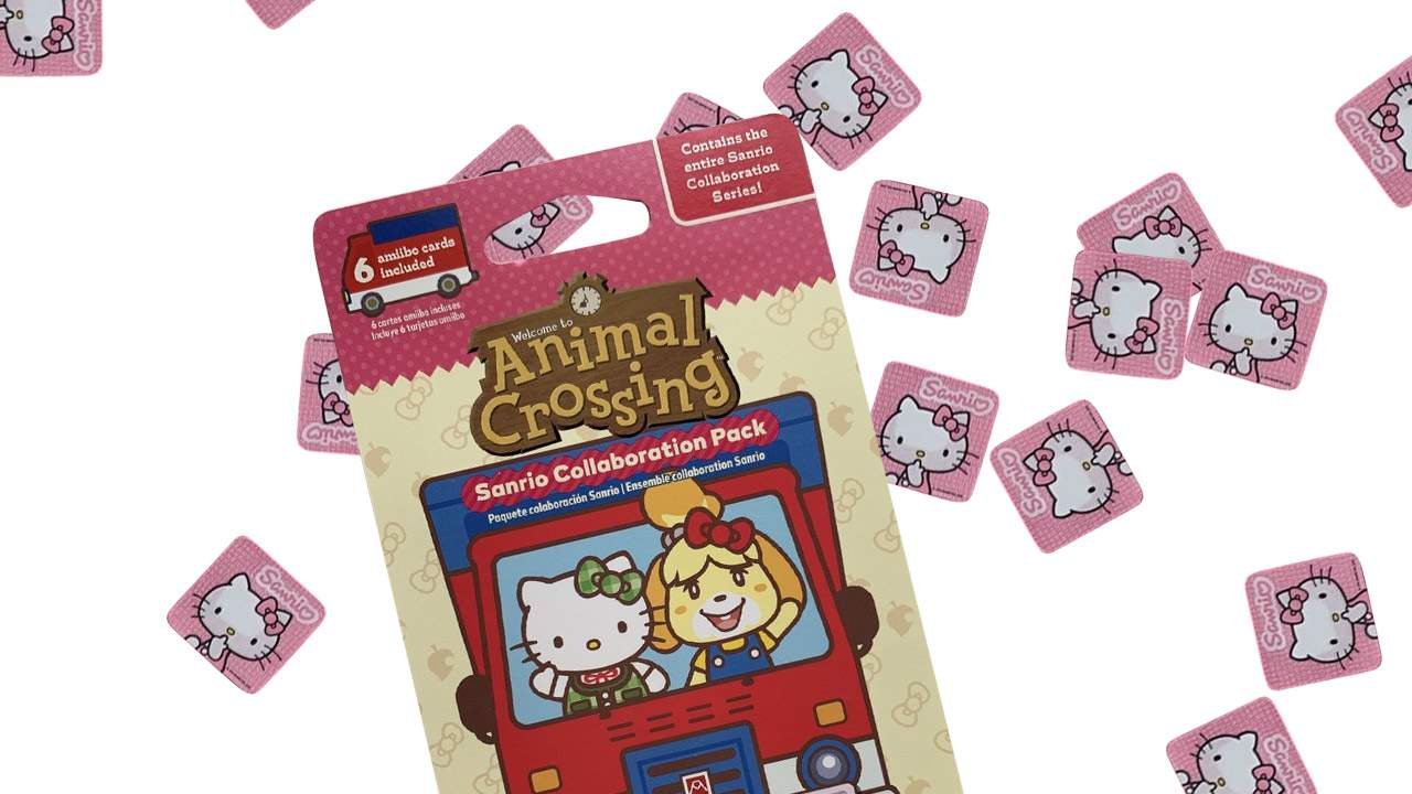 Animal Crossing Sanrio cards sold out: Don't be fooled [Updated]