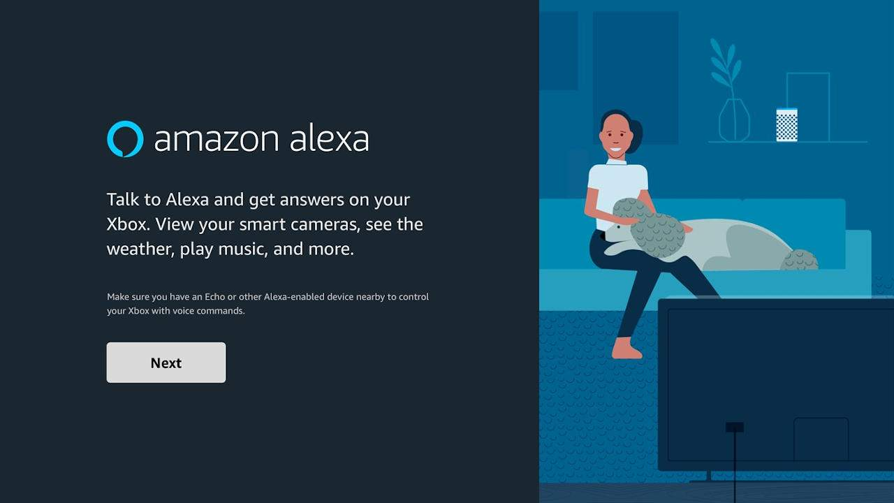 Amazon Alexa Xbox app suddenly appears out of nowhere