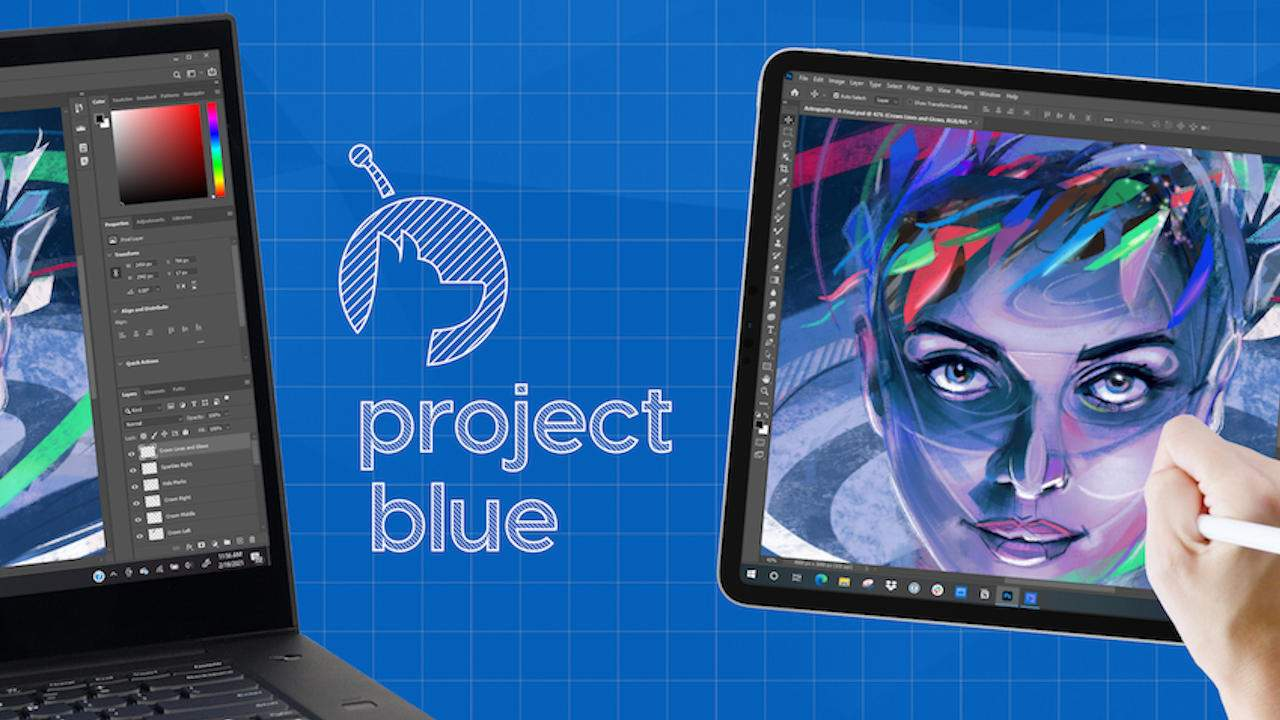 Astropad studio for Windows turns iPads into drawing tablets