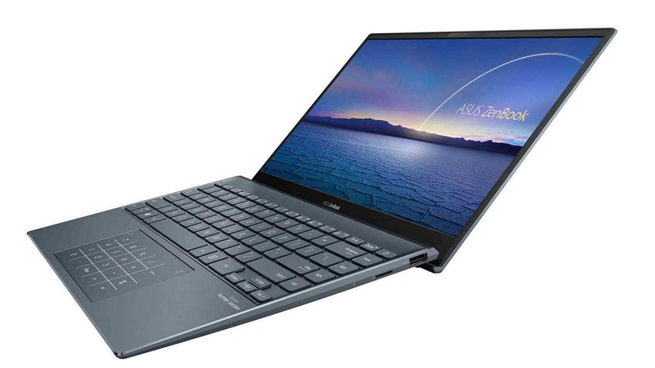 ASUS ZenBook 13 OLED laptop is lightweight without sacrificing ports