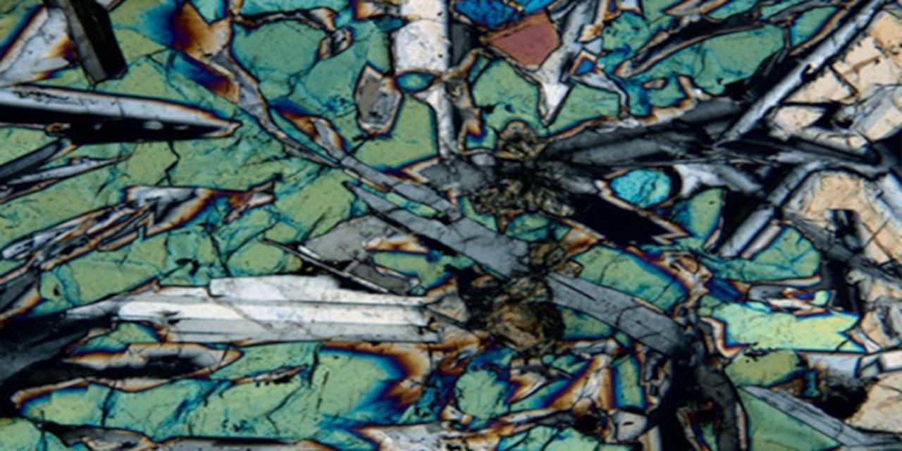 A new type of basalt rock discovered under the ocean floor
