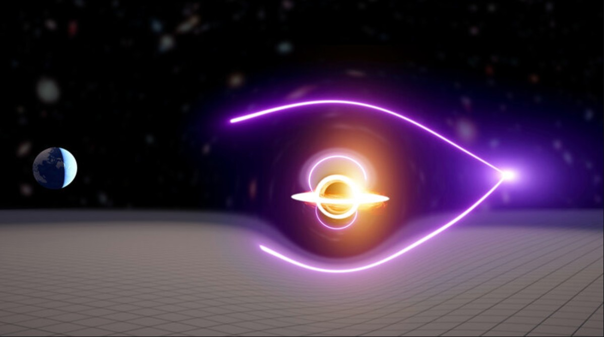 A recently discovered black hole is the missing link between two different types