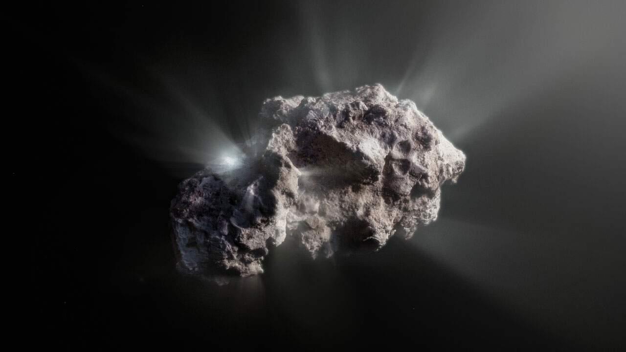 Comet 2l/Borisov is one of the most pristine comets ever observed