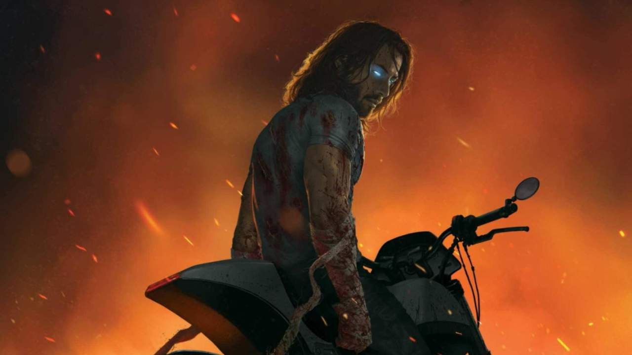 Netflix will turn Keanu Reeves' BRZRKR into a movie and anime series