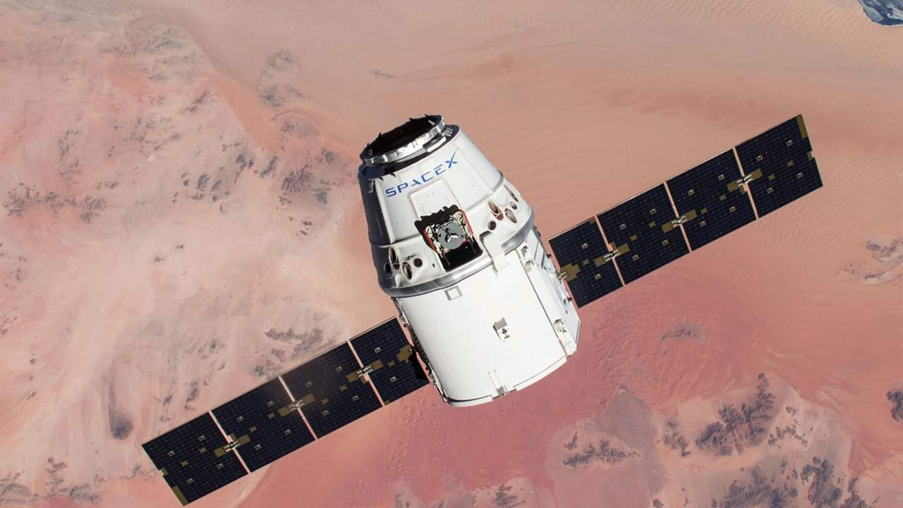 SpaceX Crew Dragon capsule attached to the ISS sounds false alarms