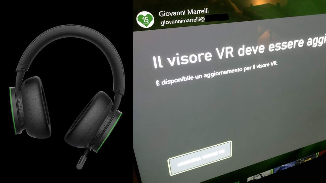 Xbox isn't supposed to have VR, but Wireless Headset disagrees