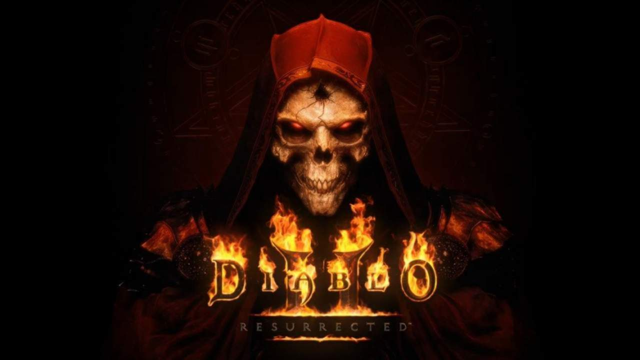 Diablo II: Resurrected will support your ancient original game saves