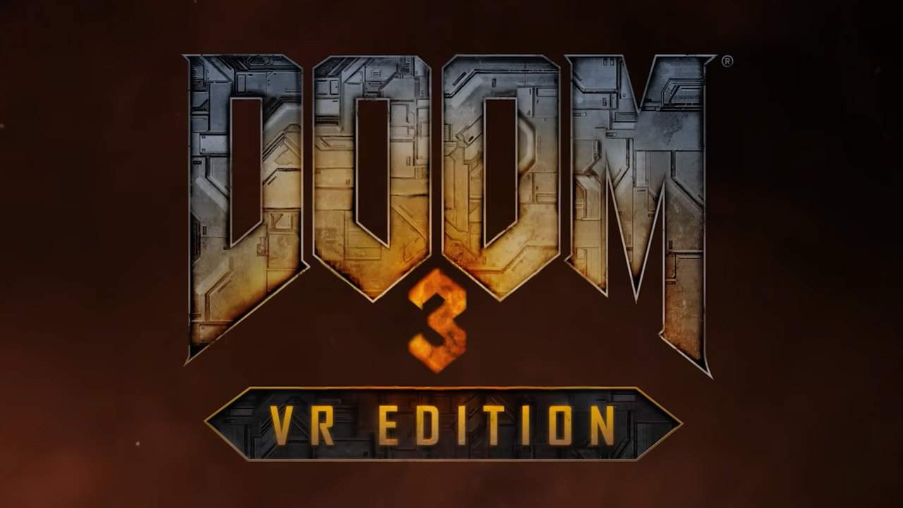 Doom 3 VR release official for PSVR, unofficial for Oculus Quest
