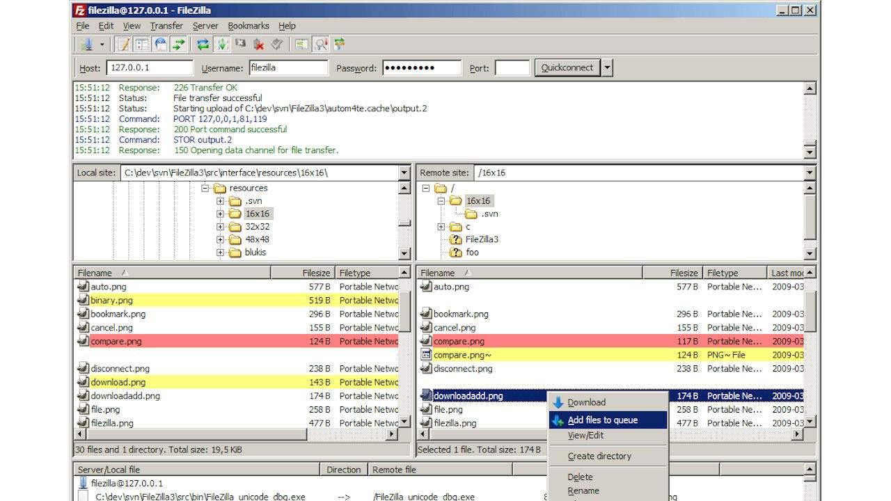 FileZilla FTP program includes adware in Windows installer