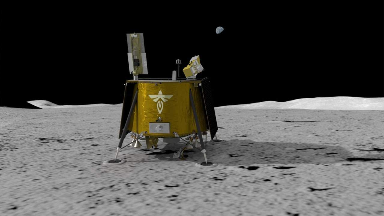 NASA investigates navigation tech needed for Artemis moon mission