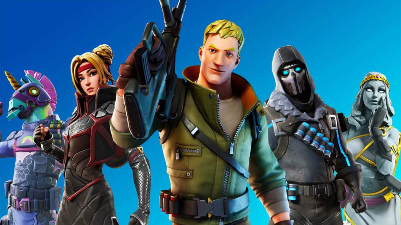 Fortnite just got a suprise graphics boost on Nintendo Switch