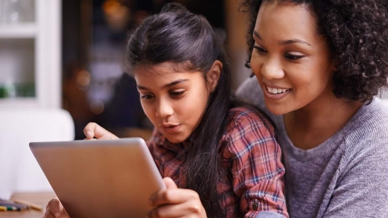 Google Families website help parents raise kids around technology