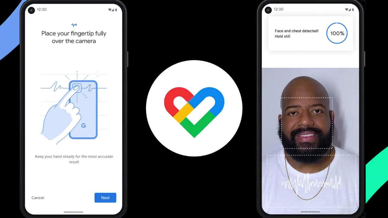 Google Fit can use Pixel camera to measure heart, respiratory rate